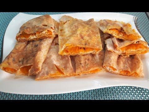 Потрясающий   Десерт из  тыквы - КАБАКЛЫ КЫЫРМА  (гагаузское блюдо)