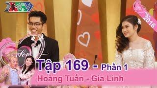 """Chết cười anh chồng """"đứng hổng nổi"""" khi nghe tin """"bác sĩ bảo cưới""""   Hoàng Tuấn - Gia Linh   VCS 169"""