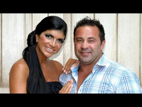 'Real Housewives of NJ' Couple Handed Prison Sentences