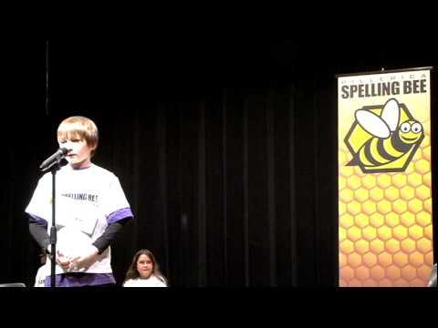 2011 Billerica Spelling Bee - Grade 4