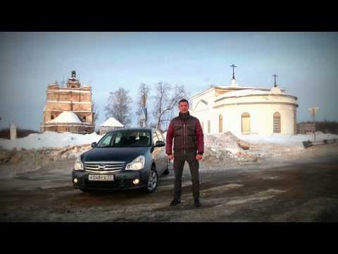 Тест-драйв Nissan Almera 2012