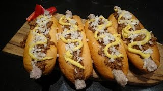Coney Hot Dogs -KuchniaKwasiora