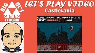 Castlevania - Gameplay (Part 2)