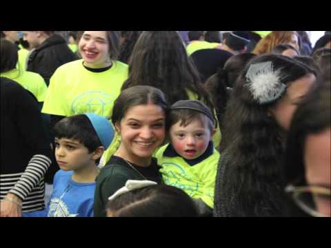 Family Chesed Day to The Special Children's Center