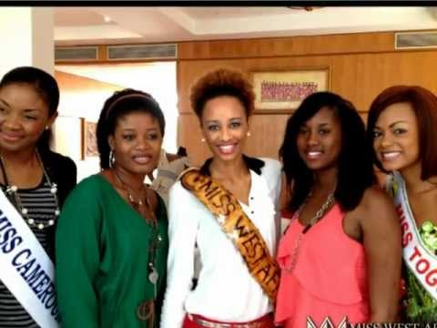 Miss West Africa International live from Portugal  -  Queen of Queens Show July 1