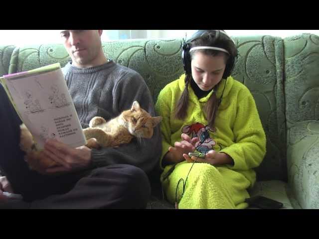 Посмотреть ролик - Отец и Дочь.m2ts папа и дочка сех.