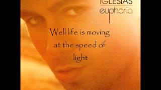 Watch Enrique Iglesias Everythings Gonna Be Alright video