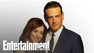 Cast Of 'How I Met Your Mother' Play 'Finish The Line' | Cover Shoot | Entertainment Weekly