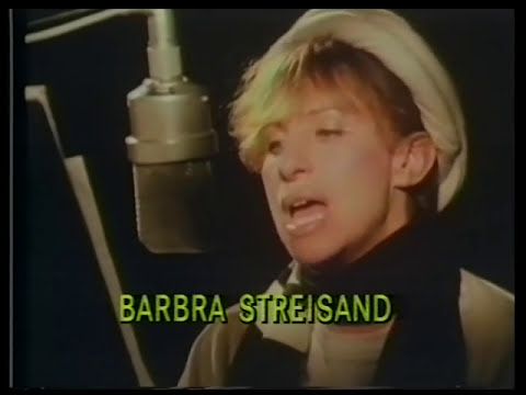 Barbra Streisand - Memory (Cats song) (Very high quality)