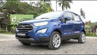 Auto Focus | Car Review: 2018 Ford Ecosport 1.0L Ecoboost Titanium AT