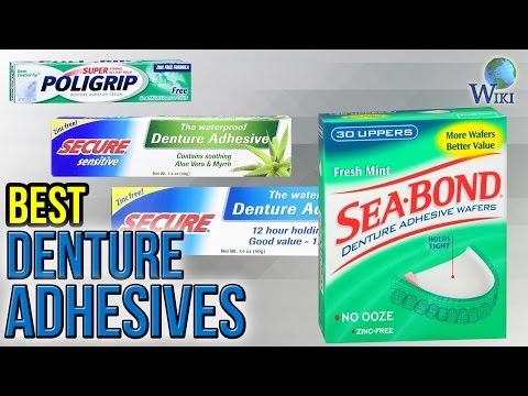 7 Best Denture Adhesives 2017