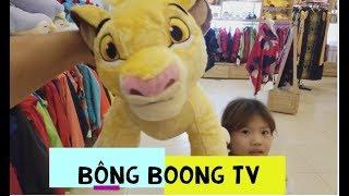 Siêu Thị Gấu Bông | Chọn Mua Quà Cho Em Boong | Chị Bông Boong TV |