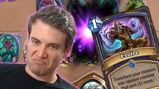 (Hearthstone) The Highs and Lows of Evolve