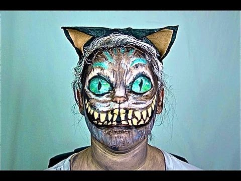 Tim Burton CHESHIRE CAT Makeover!