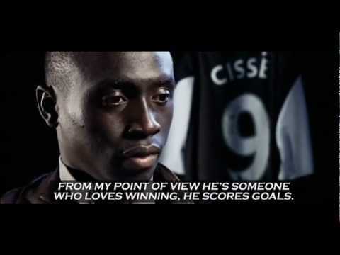 Newcastle United's New No.9 - Papiss Demba Cisse