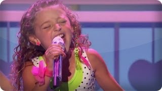 Avery and the Calico Hearts - America's Got Talent - Wild Card - Season 6