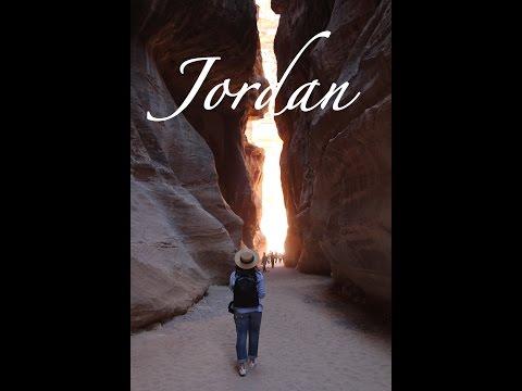 Deys of Summer Travels to Jordan