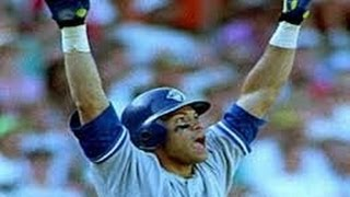 Roberto Alomar Career Highlights