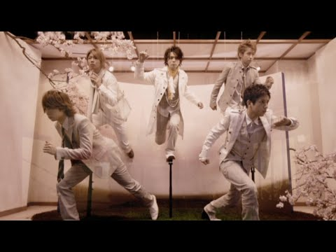 嵐 - Love so sweet [Official Music Video]