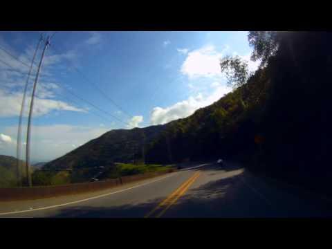 Longboarding: Bombing KM18