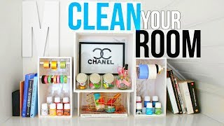(14.3 MB) CLEAN YOUR ROOM  | 7 New DIY Organizations + Tips & Hacks! Mp3