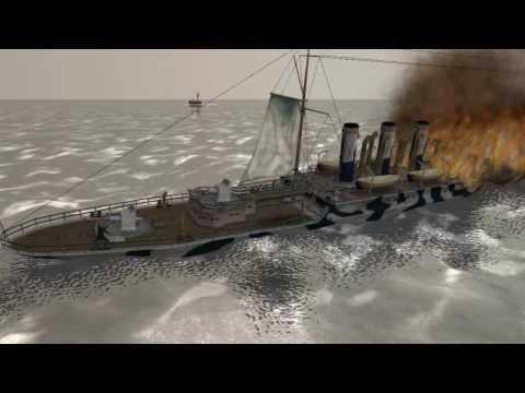 1914 Shells of fury под андреевским флагом скачать торрент