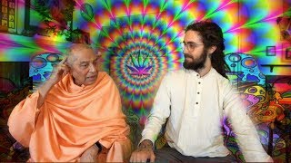 Taking Psychedelics with My Guru! (Powerful Advice from Swami Sarvadevananda)