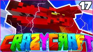 """Minecraft CRAZY CRAFT 3.0 SMP - """"CHALLENGES ARISE"""" - Episode 17"""