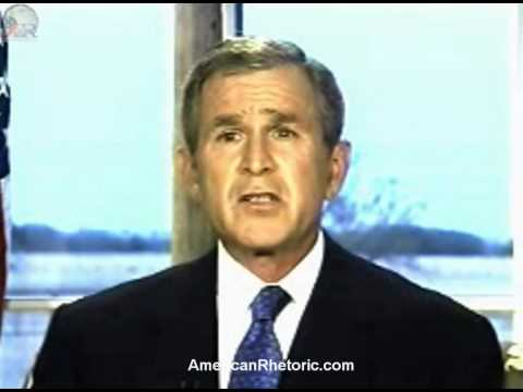George W.  Bush: On Stem Cell Research