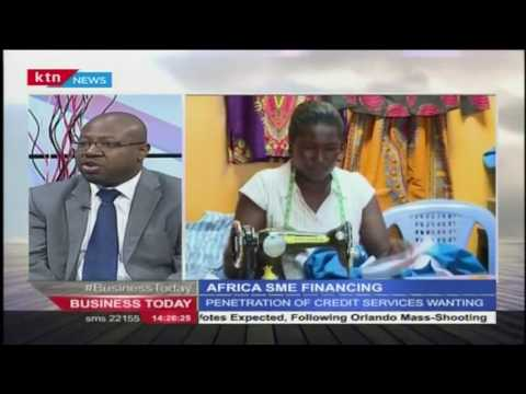 Business Today: Aby Agina talks to Joshua Obengele about Africa's SME Development, 20th June 2016