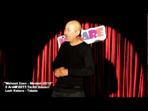 #3 - Mehmet Esen, Meddah 2012 - Kobra - Lush Kabare
