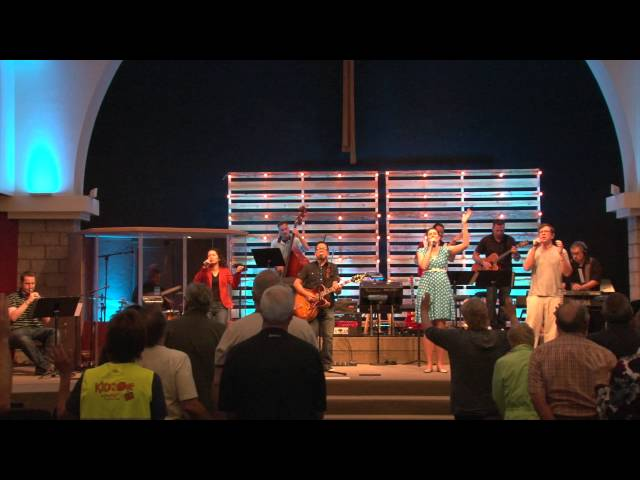 We Are Hungry (Jesus Culture) - performed by NOCC