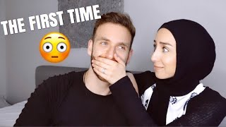 Our FIRST wedding night! What really happens?? | virginity, expectations, being scared, etc!