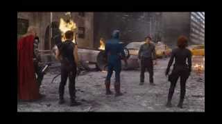 "The AVENGERS {HQ]- ""I'm bringing the Party to you"" [..and Hulk, SMASH]"