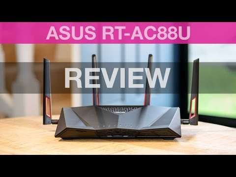 ASUS RT AC88U Review Best Gaming Wireless Router