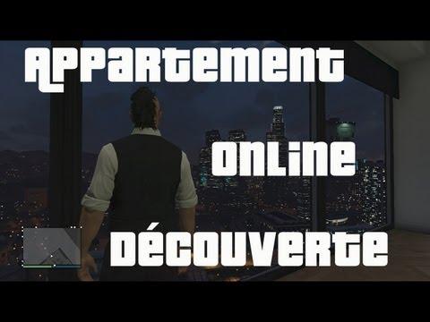 GTA 5   Visite appartement 335 000 dollars multi