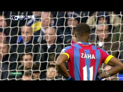 Wilfried Zaha Vs Tottenham Away HD 720p (06/12/2014)