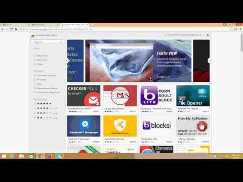 Como bloquear paginas pornografica desde nuestro navegador Google Chrome