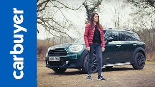 MINI Countryman SUV in-depth review - Carbuyer