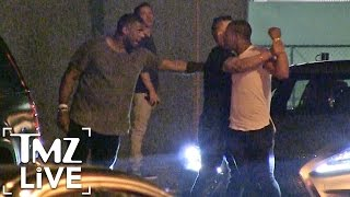 Michael Sam: Heated Street Fight (TMZ Live)
