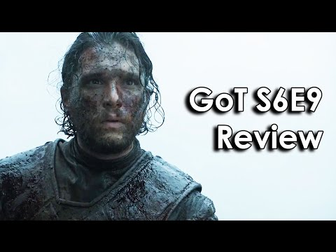 Ozzy Man Reviews: Game of Thrones - Season 6 Episode 9