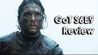 Ozzy Man Reviews: Game of Thrones - Season 6 Episode 9