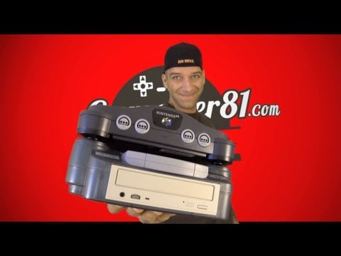 Rare Nintendo 64 CD System Review