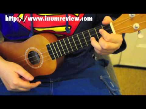 สอน ukulele เบาเบา im yours สำหรับฝึกง่ายๆ