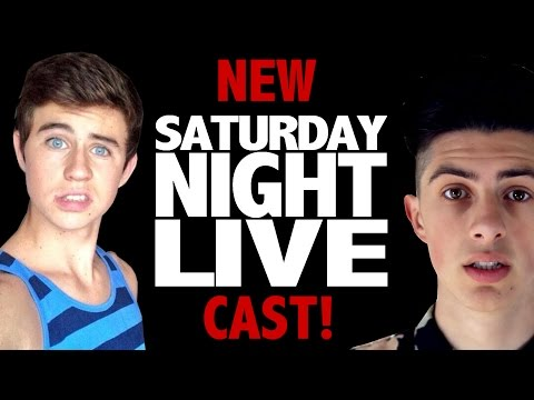 New Saturday Night Live Cast!