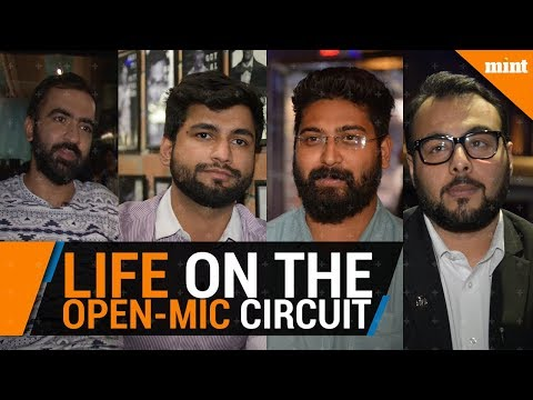 Life on the open-mic circuit