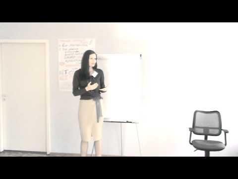 Тренинг введение в профессию Менеджера по продажам, ч.1