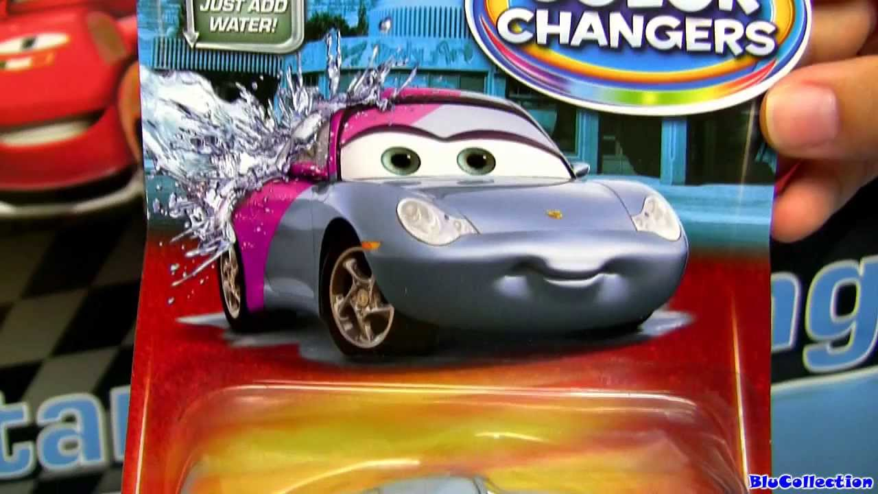 Blucollection Cars  Color Changers