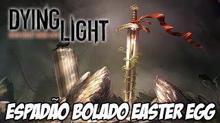 Dying Light - ESPADA EXCALIBUR Easter Egg FODA