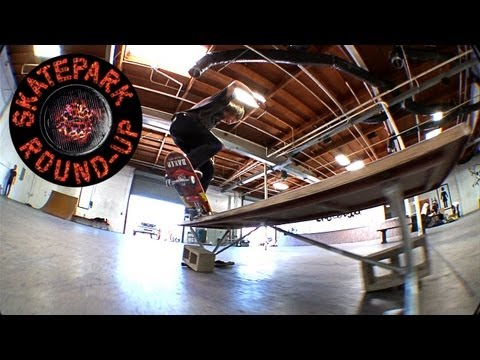 Skatepark Round-Up: Baker